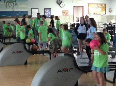 Kids Bowling Parties Inverness Florida